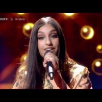 Karoline - The Gentle Roar [DK Xfactor 2013 HD]