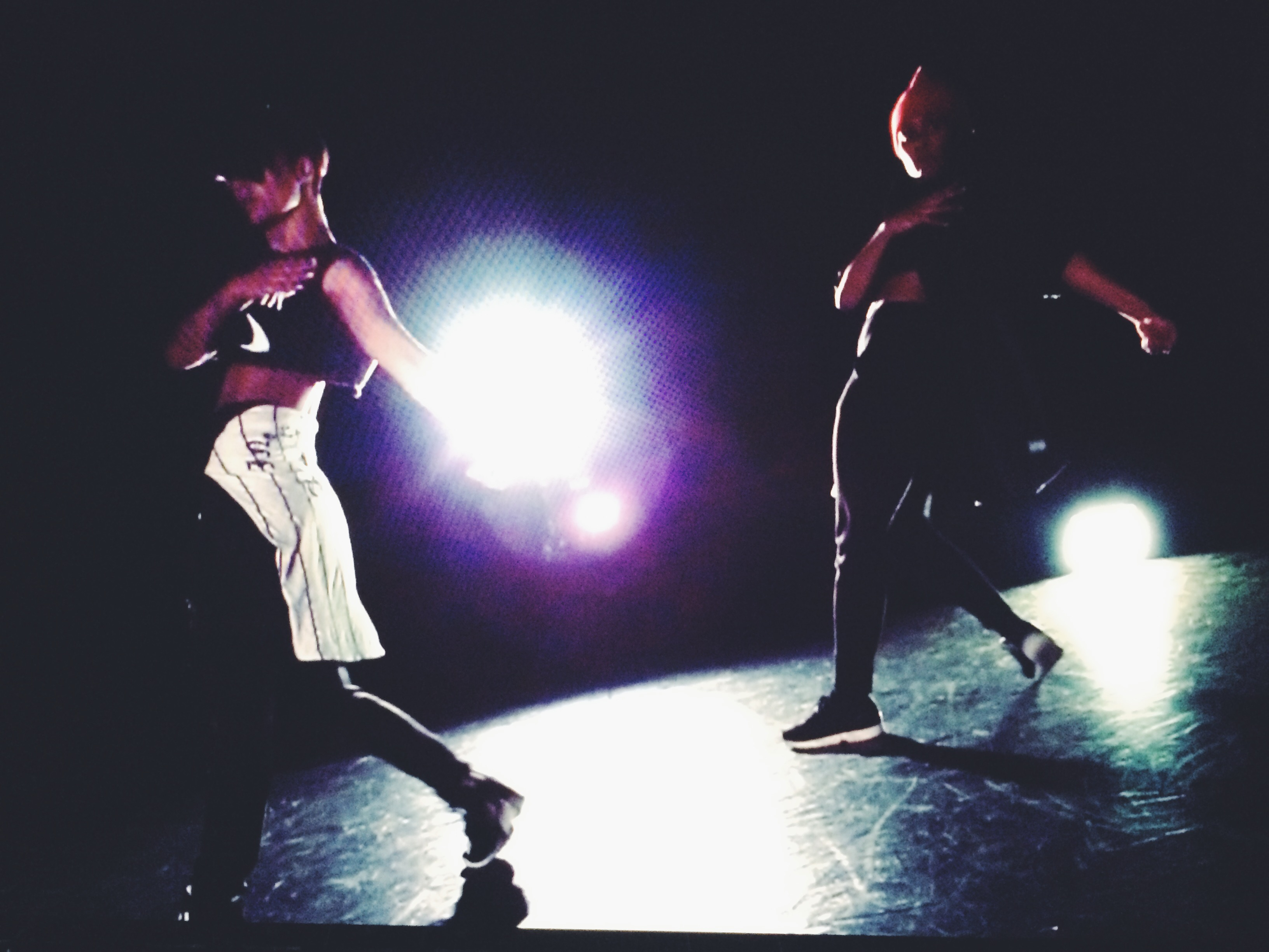 Sara Jordan,danser,koreograf
